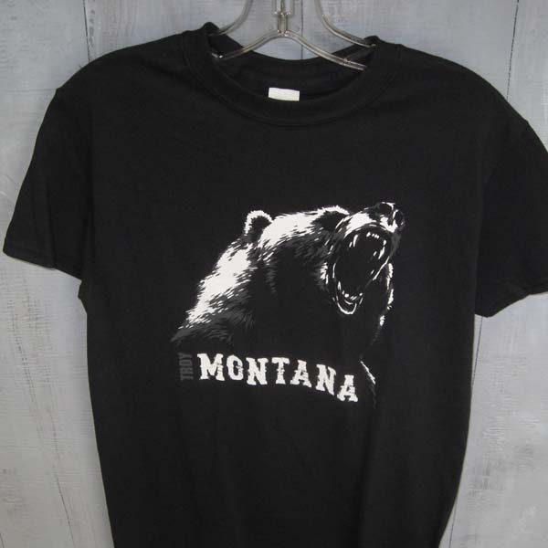 Troy MT Grizz Shirt